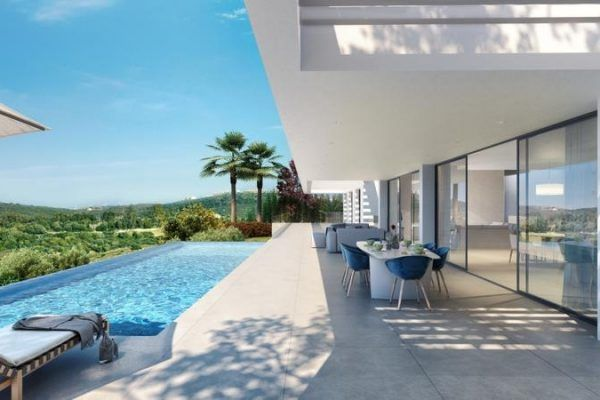 Los Flamingos Views