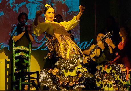 tablao amayas flamenco malaga