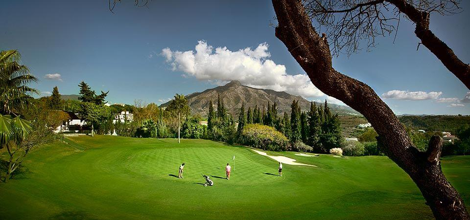 El club Aloha Golf Marbella ha sido sede del Open de Andalucía