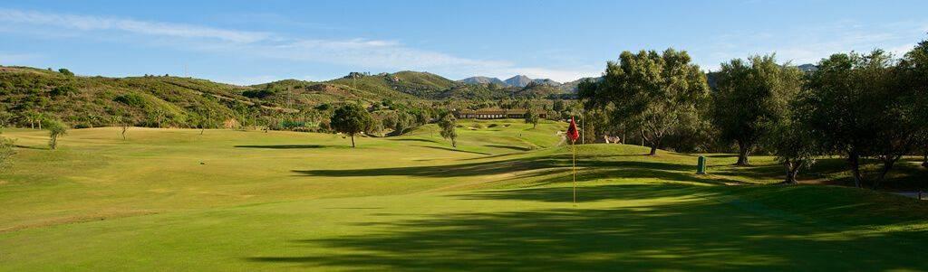 Marbella Golf Country Club, en plena Costa del Golf