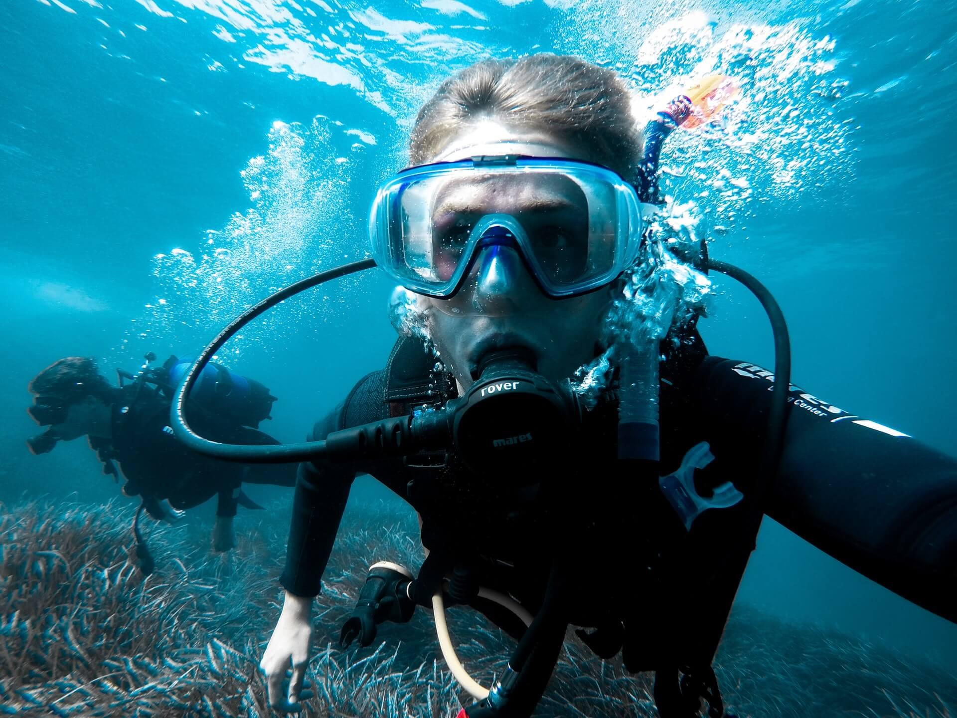 Submarinismo en Málaga
