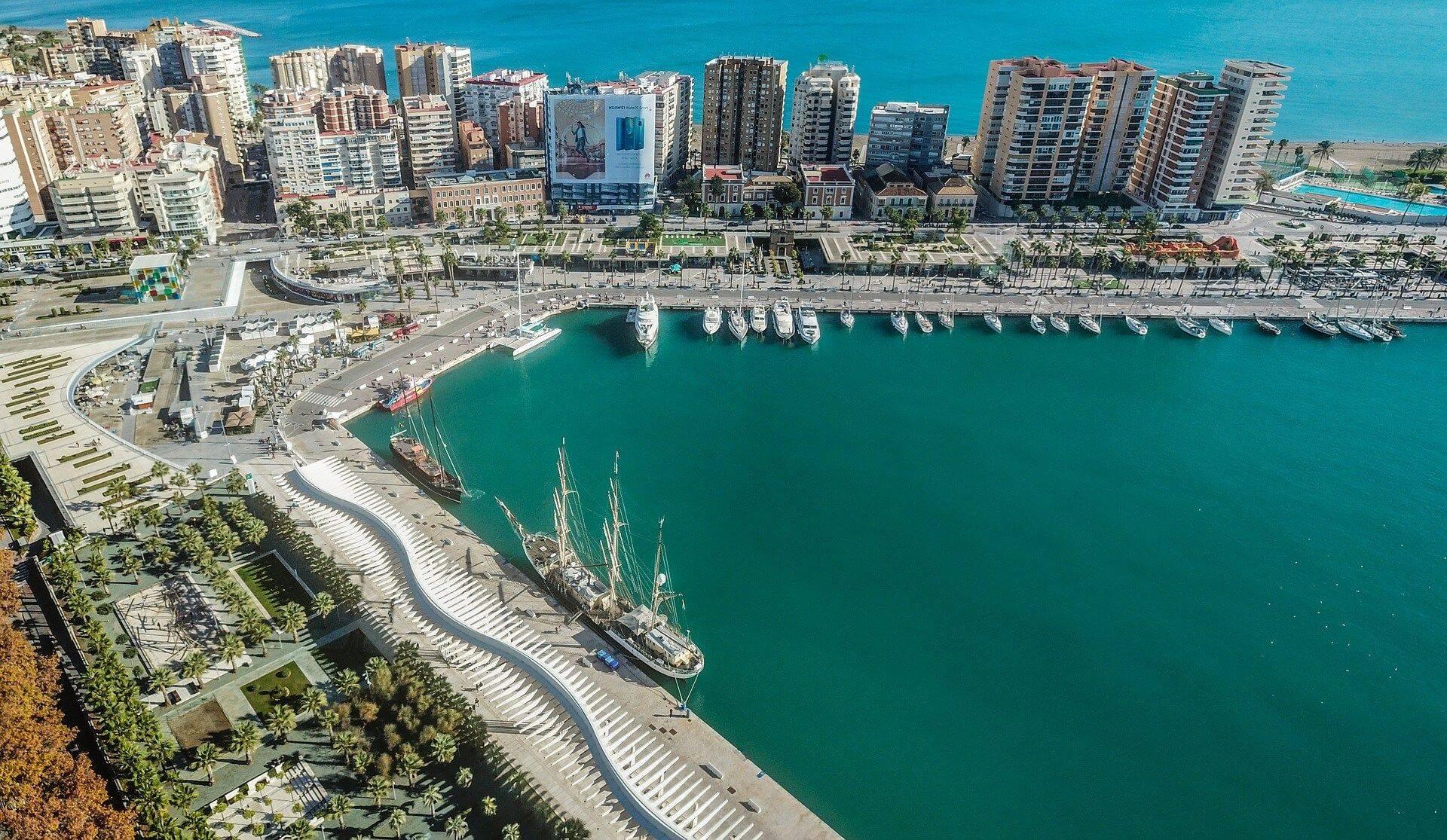 Vivienda en primera línea de playa en Málaga
