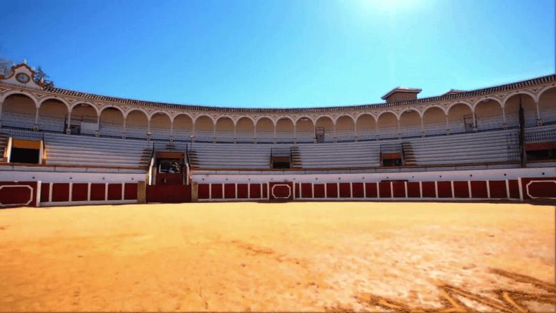 Que ver en Antequera, plaza de toros