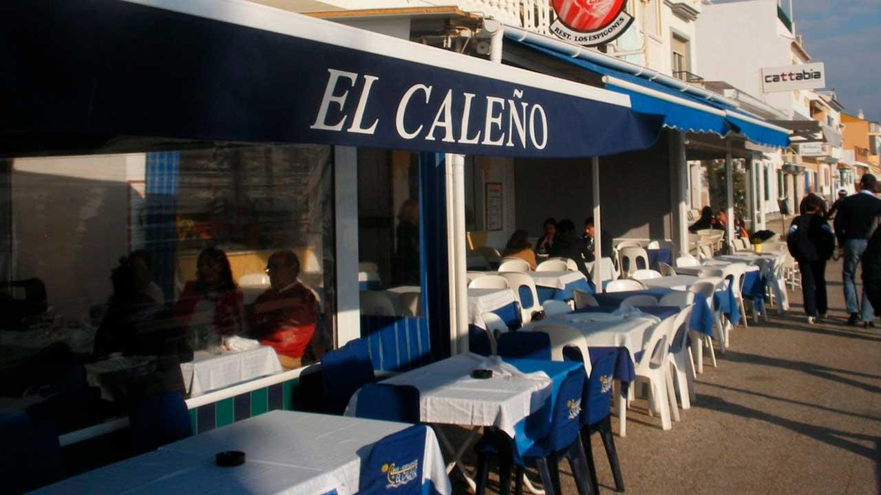 Foto exterior del restaurante El Caleño