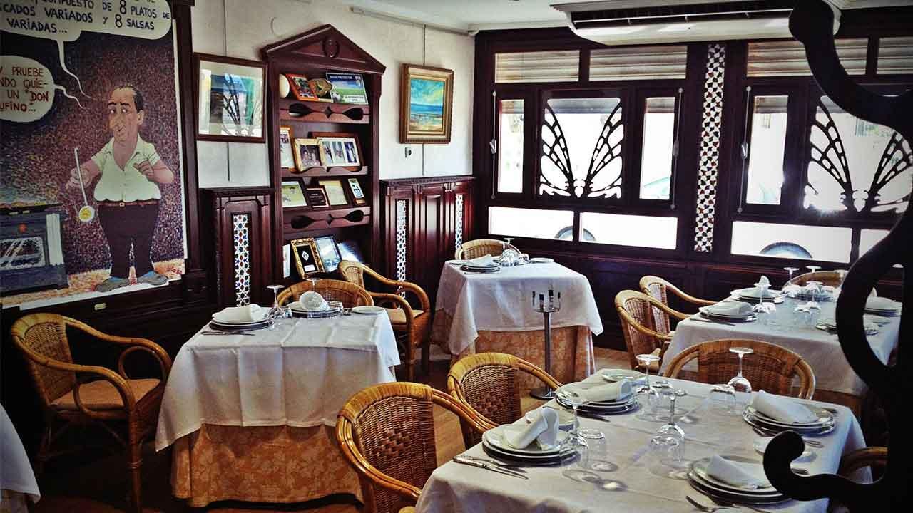 Foto del interior de Casa Rufino
