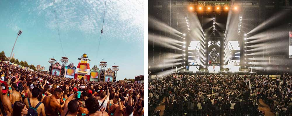 Festivales en Marbella - Reggaeton Beach Festival